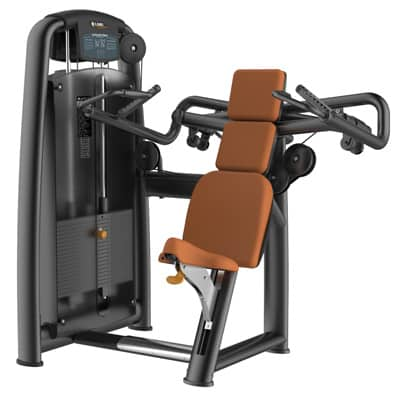 Gamme prestige shoulder press