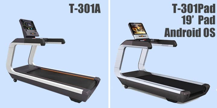 Tapis de course T-301-A-B-2015-brand-new-commercial-treadmill-for-gym-club
