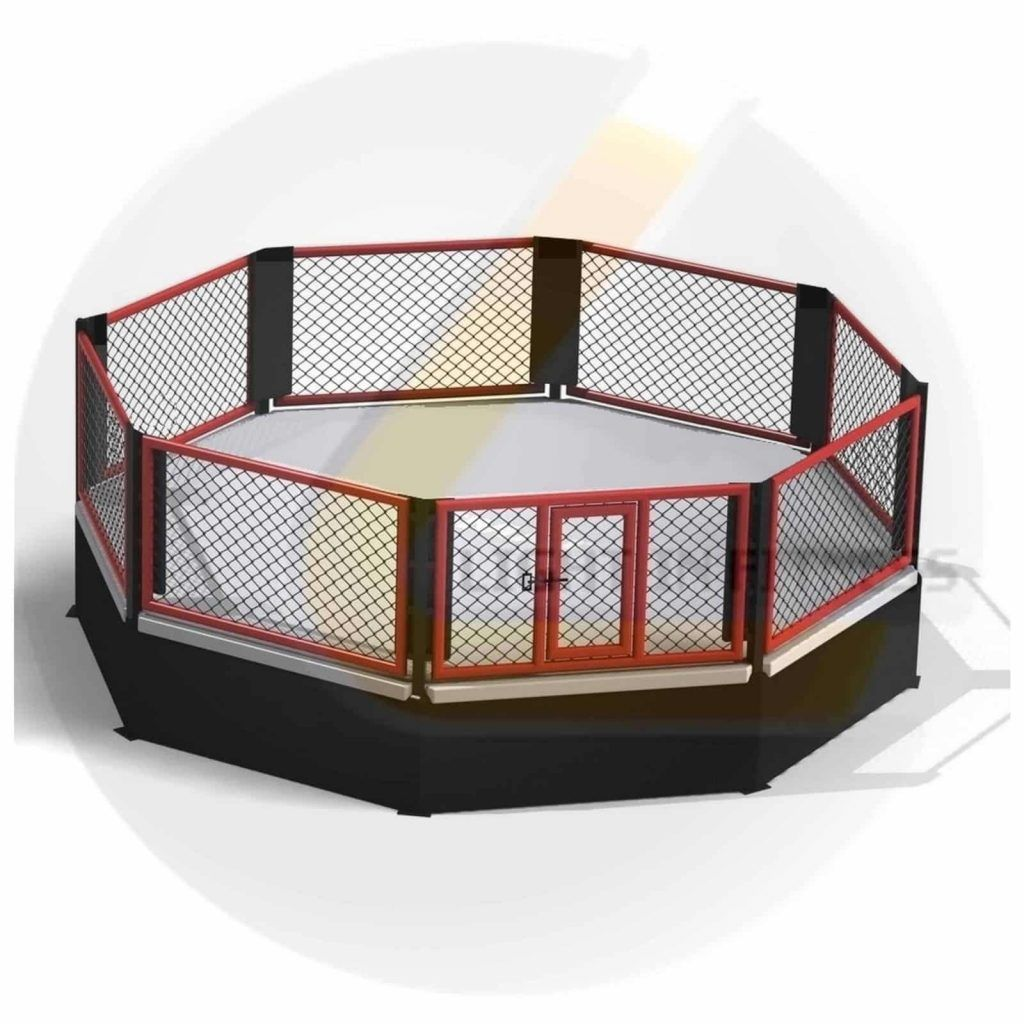 Cage MMA Podium 5m x 5m