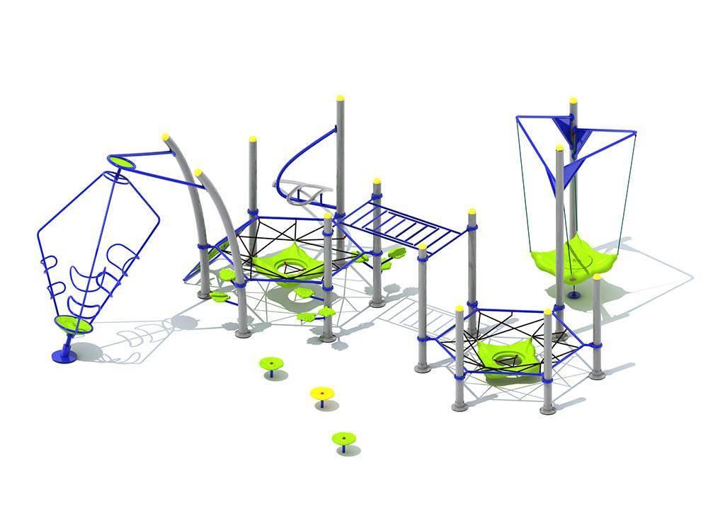 Structure de jeu exterieur
