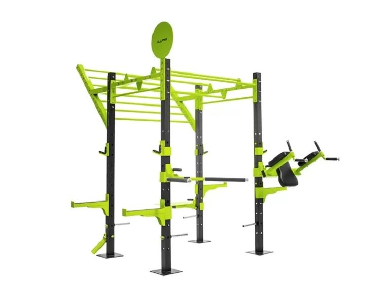 Cage Crossfit Area of Cross Training 3