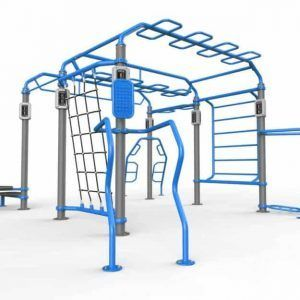Cage Street Workout OD-4000