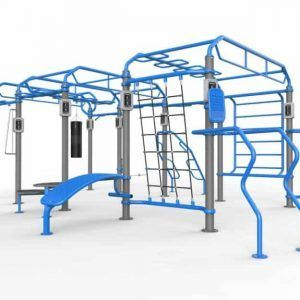 Cage Street Workout OD-7000