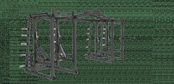 Cage Cross Training Double Rack