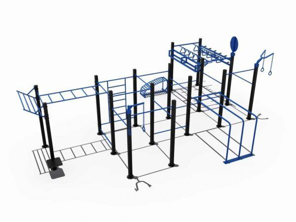 Cage Street Workout Ultime