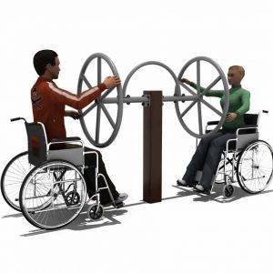 Shoulder Wheels BLH-1502