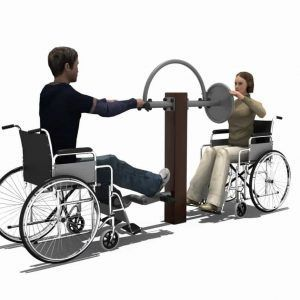 Lower Limbs Warm up Trainer & Arms Strength Trainer BLH-1505