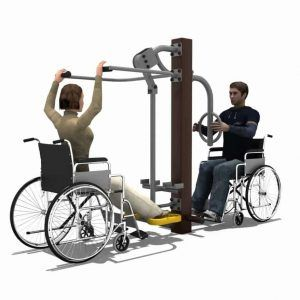 Lower Limbs Trainer Station BLH-1510