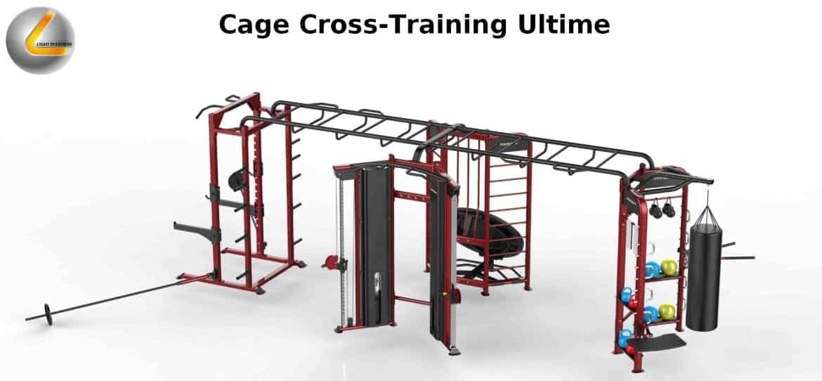 Cage Crossfit Ultime