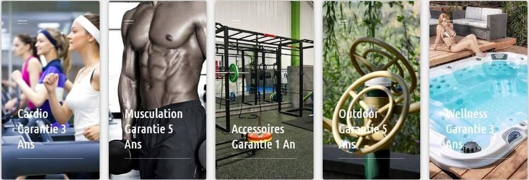 Light In Fitness : Appareils de musculation professionnels et Matériel de fitness