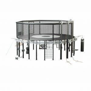 cage mma professionnelle