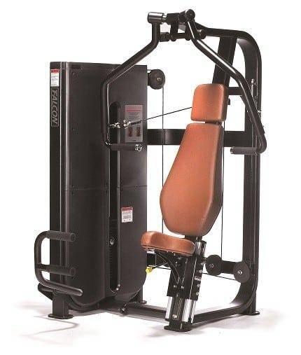Appareil-de-musculation-Chest-Press-Lexco-modèle-LS-103