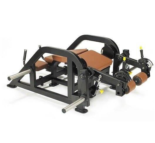 Appareil-de-musculation-Plate-Loaded-Prone-Leg-Curl-Lexco-modèle-LS-522