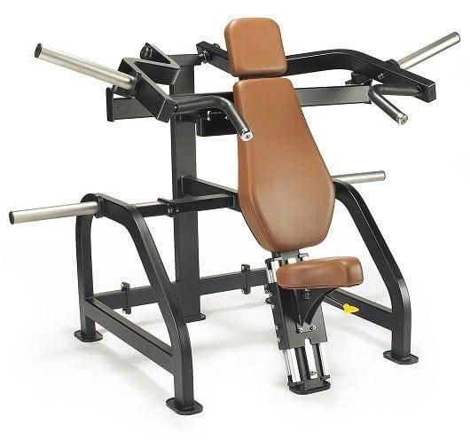 Equipement-de-musculation-Plate-Loaded-Shoulder-Press-Lexco-modèle-LS-518