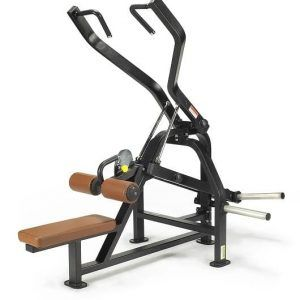 Machine-de-musculation-Plate-Loaded-Lat-Pulldown-Lexco-modèle-LS-511