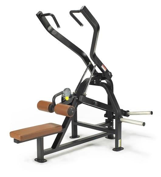Machine-de-musculation-Plate-Loaded-Lat-Pulldown-Lexco-modèle-LS-511