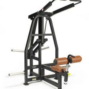 Machine-de-musculation-Plate-Loaded-Rear-Pull-Down-Lexco-modèle-LS-512
