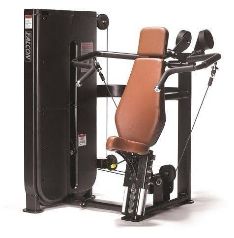 Matériel-de-musculation-Shoulder-Press-Lexco-modèle-LS-104