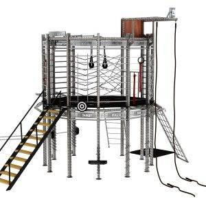 Cage Musculation Extérieure Clock 24